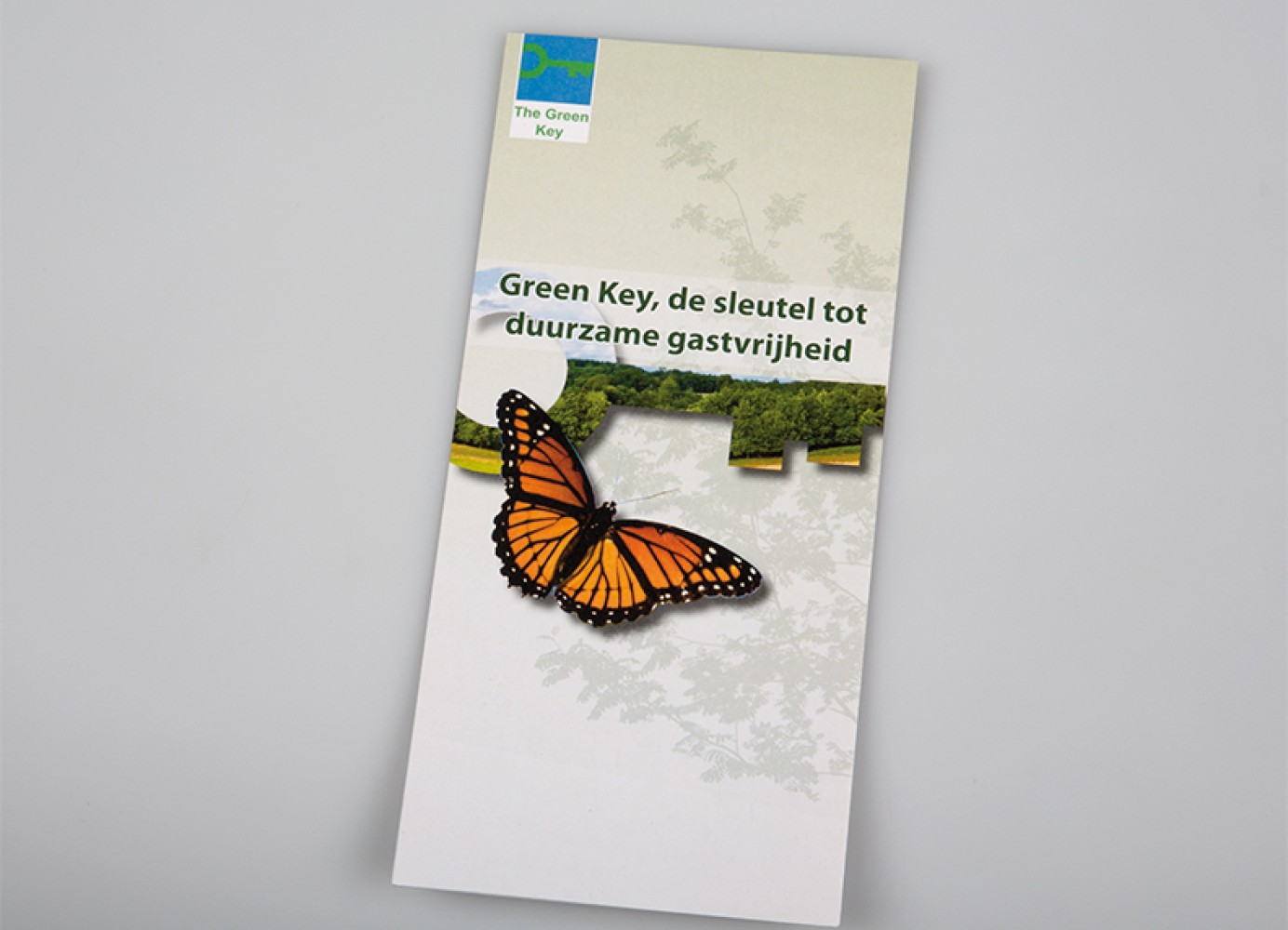 De algemene Green Key brochure