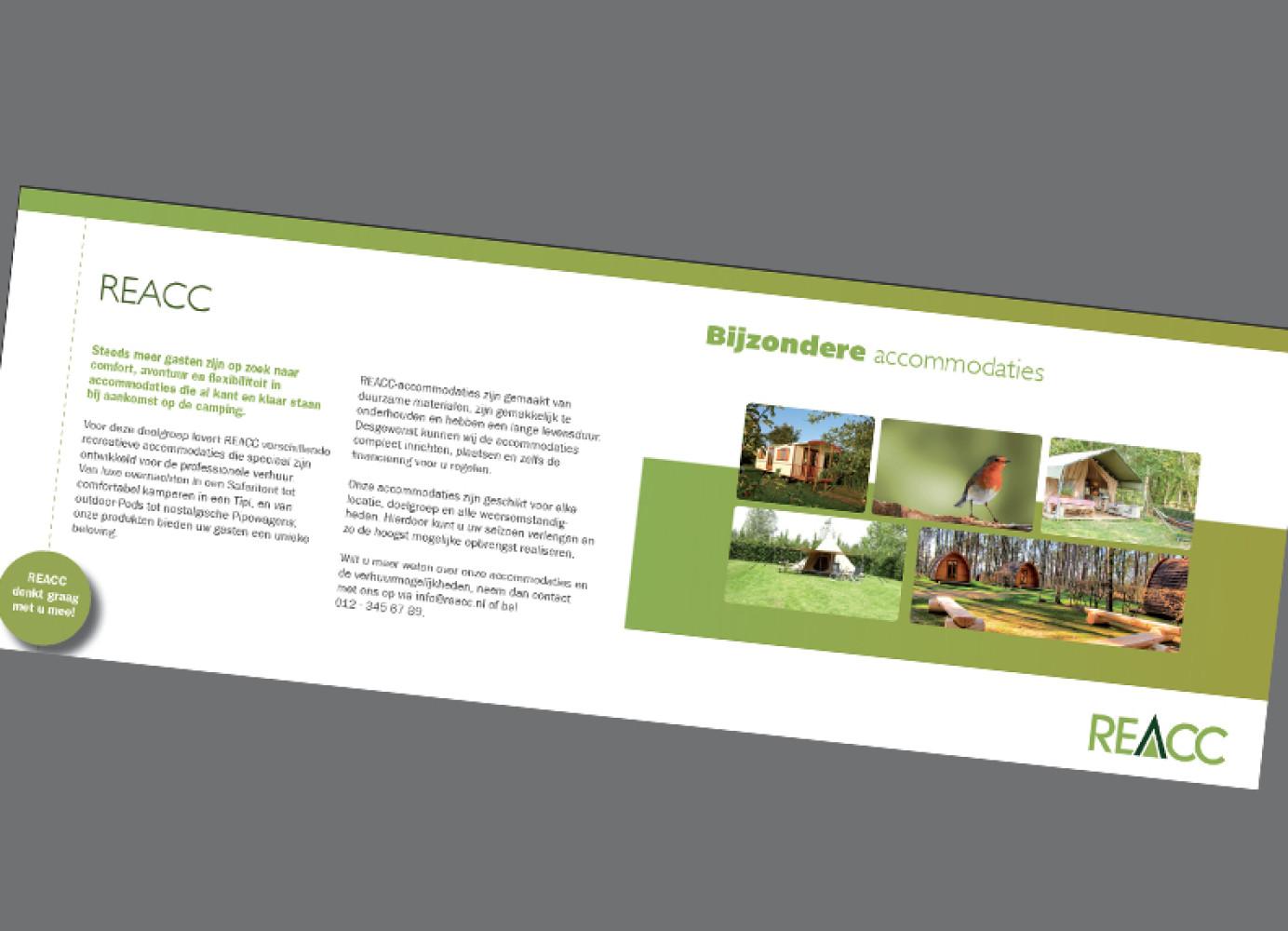 De nieuwe REACC brochure