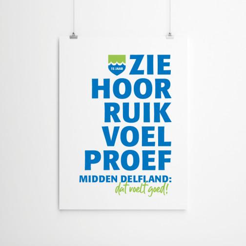 Zintuigencampagne gemeente Midden-Delfland