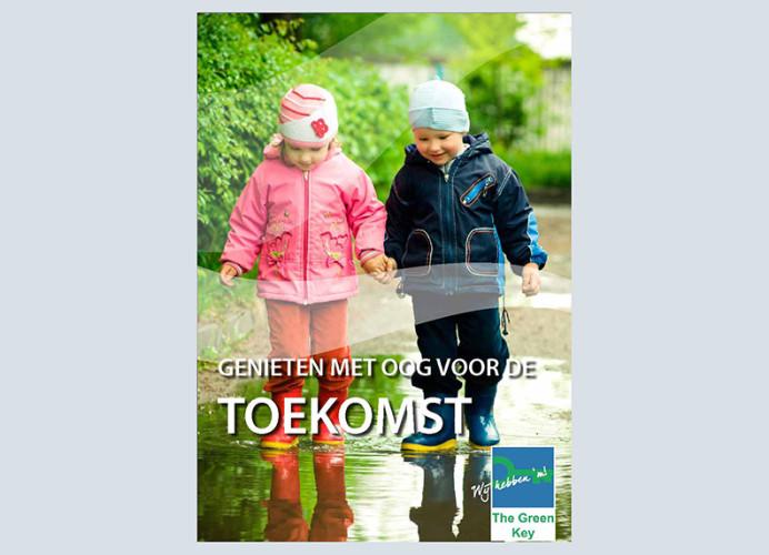 Voorbeeld van een poster uit de Green Key Toolbox